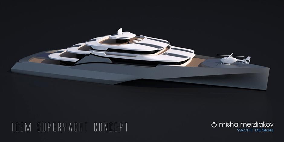 boat design by Misha